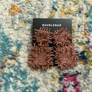 NWT Anthropologie baublebar statement earrings